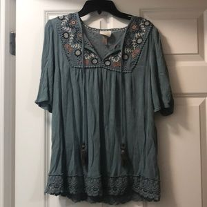 Knox Rose Blouse- Worn Once!